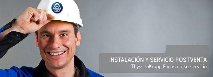 Thyssen servicios tecnicos